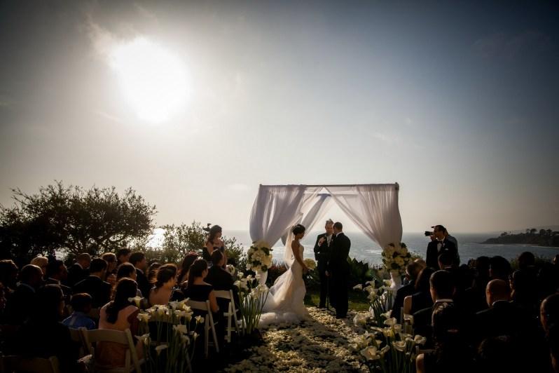 weddings at the ritz carlton laguna niguel 07 nicole caldwell