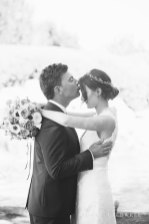 temecula creek inn wedding stone house bride and groom romantic