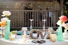 head table rustic temecula creek inn wedding stone house