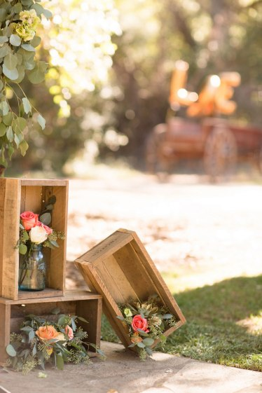 rustic ceremony details temecula creek inn wedding stone house bride