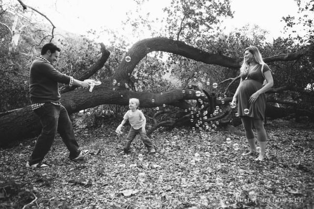 maternity photos in the park by oc photographer nicole caldwell 07