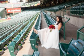 angels stadium of anaheim wedding venue 11