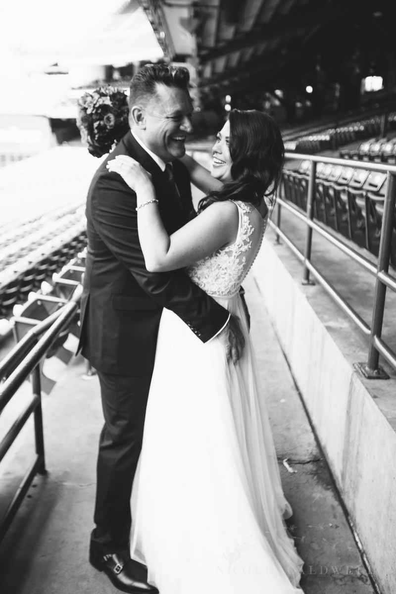 angels stadium of anaheim wedding venue 18
