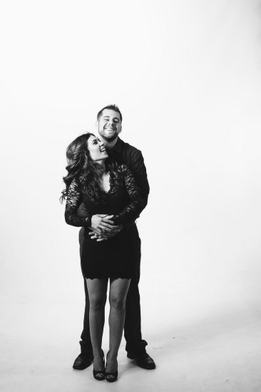 engagement photos in the studio by niocle caldwell oc 08