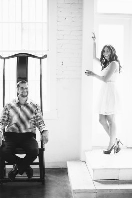 engagement photos in the studio by niocle caldwell oc 16