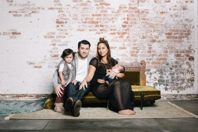 family photography brick wall studio nicole caldwell 02