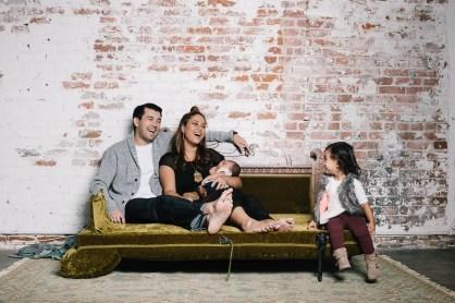family photography brick wall studio nicole caldwell 05