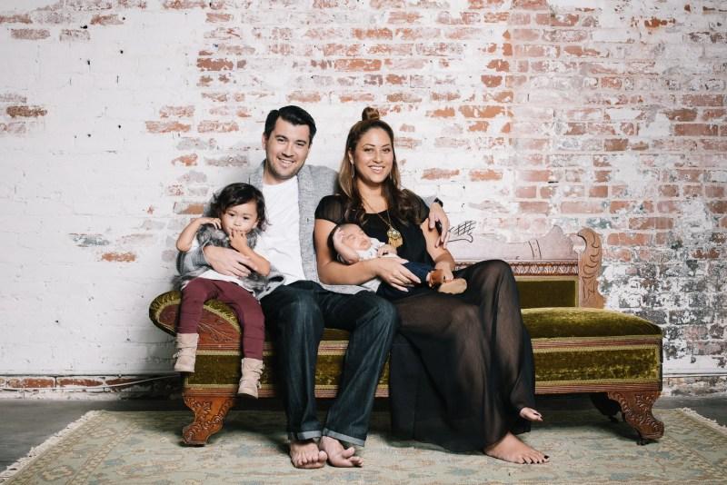 family photography brick wall studio nicole caldwell 08