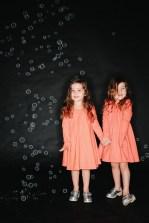 photos of twins in studio 09