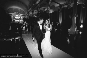 vibiana wedding featured in grace ormonde