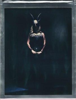 8 x 10 polaroid color impossible film nicole caldwell