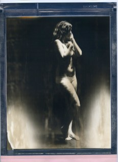 8 x 10 polaroid impossible project film by artist Nicole Caldwell 12