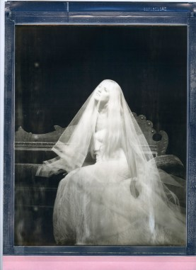 8 x 10 polaroid impossible project film by artist Nicole Caldwell 13