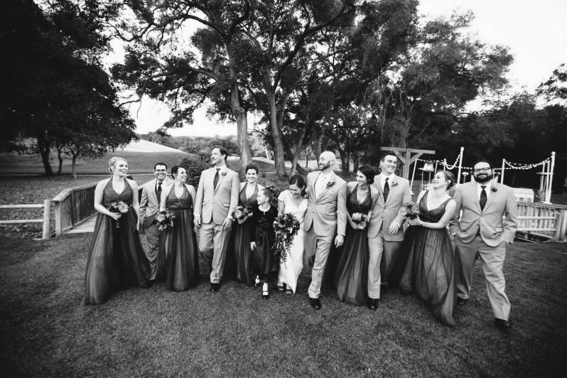 temecula creek inn weddings nightime ceremony jewish 10