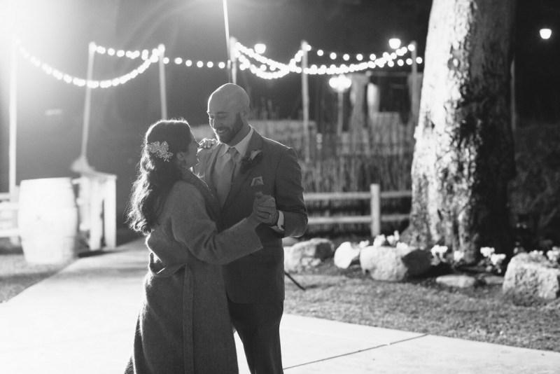 temecula creek inn weddings nightime ceremony jewish 54