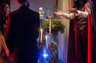 las vegas elopment photographer nicole caldwell viva las vegas weddings dracula 12