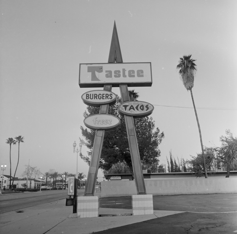 tastee freez original film photograph nicole caldwell perris 21