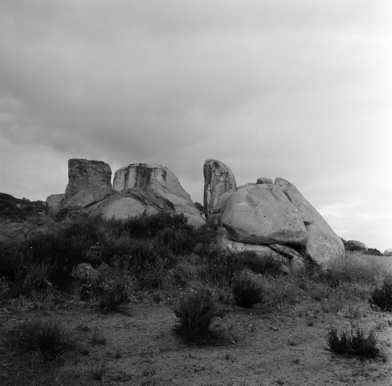 canyon lake rocks of the inland empire hasselblad film photo by nicole caldwell 16
