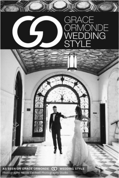 vibiana wedding nicole caldwell