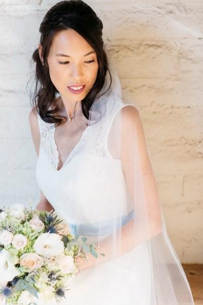 sherman gardens wedding photographer corona del mar bride