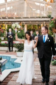 sherman gardens wedding corona del mar ceremony