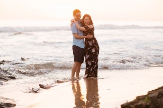 laguna beach engagement photos crystal cove photographer nicole caldwell 12