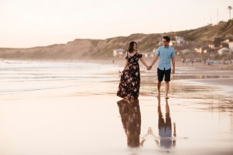 laguna beach engagement photos crystal cove photographer nicole caldwell 14