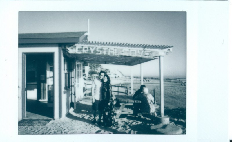 leica sofort instax film engagement crsytal cove photographer nicole caldwell 14