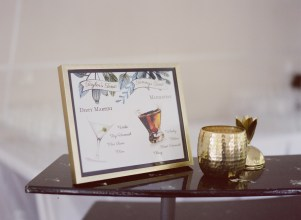 seven degrees wedding photographer nicole caldwell who uses film cinestill signature wedding cocktails