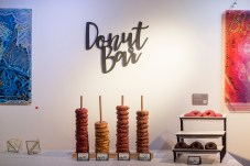 donut bar laguna beach wedding venue seven degrees photographer nicole caldwell