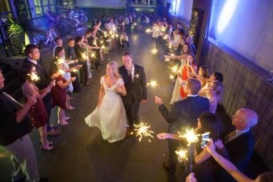 laguna beach wedding venue seven degrees photographer nicole caldwell sparkler sendoof