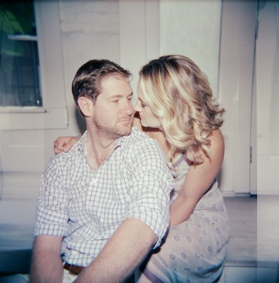 engagement photography on cinestill film holga 02 nicole caldwell