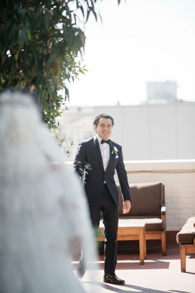 jonathan club downtown la weddings bride and groom nicole caldwell