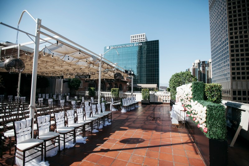 jonathan club weddings downtown los angeles nicole caldwell 14