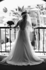 surf and sand resort wedding photographer nicole caldwell