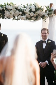 wedding ceremony bel air bay club wedding palos verdes
