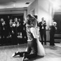 bel air bay club palos verdes wedding first dance