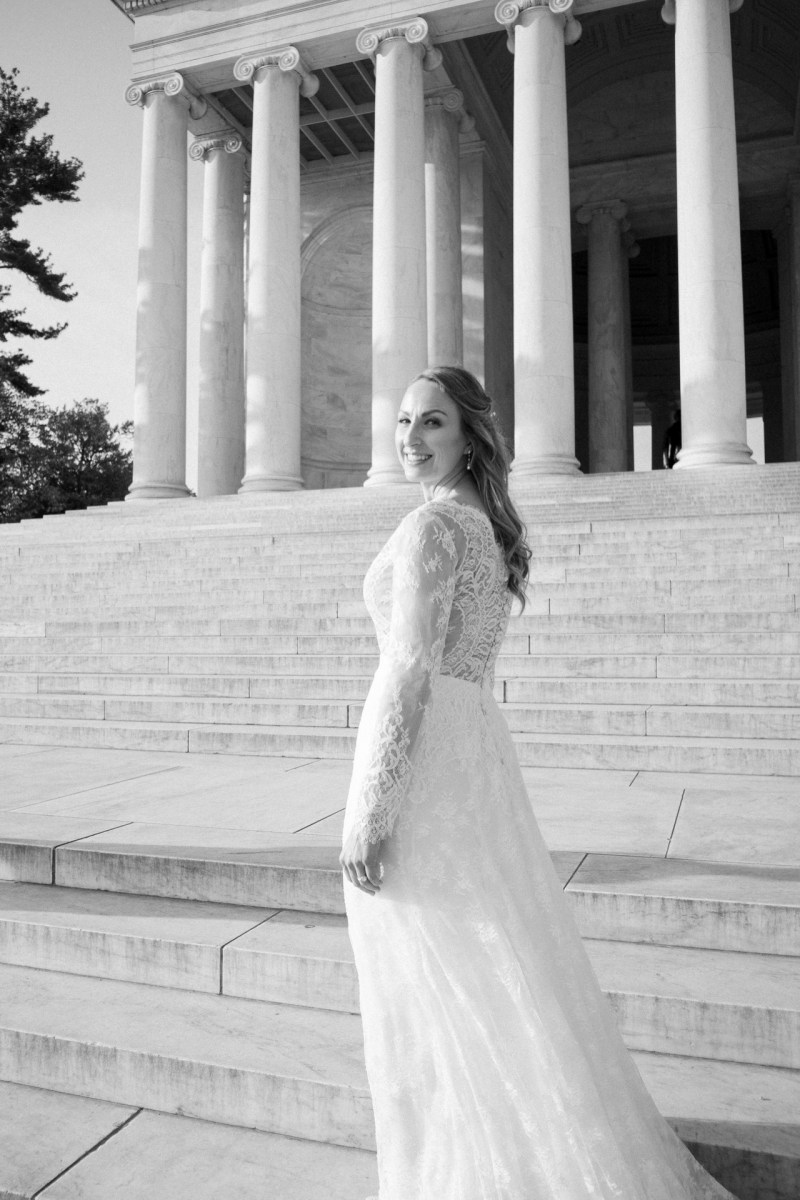 washington dc wedding and elopement by nicole caldwell