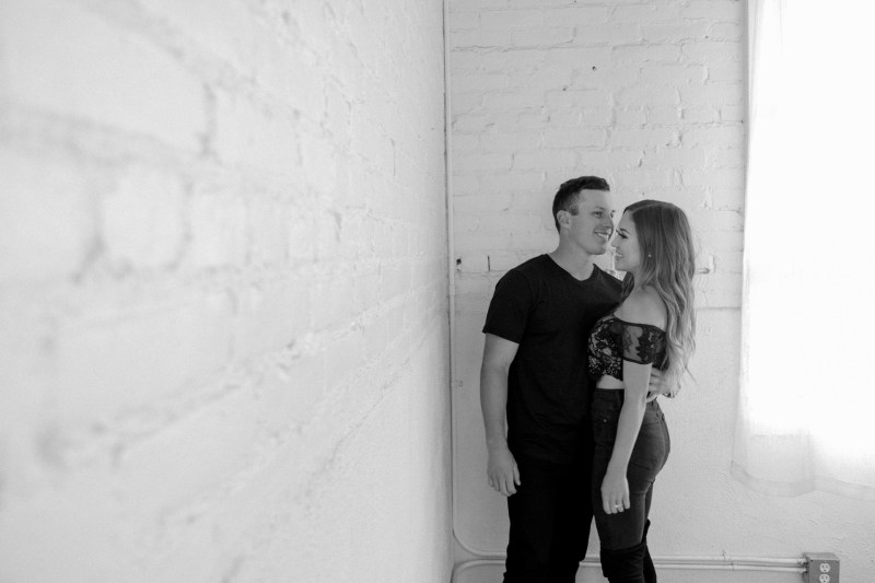 engagement photos in the studio photography nicole caldwell 03