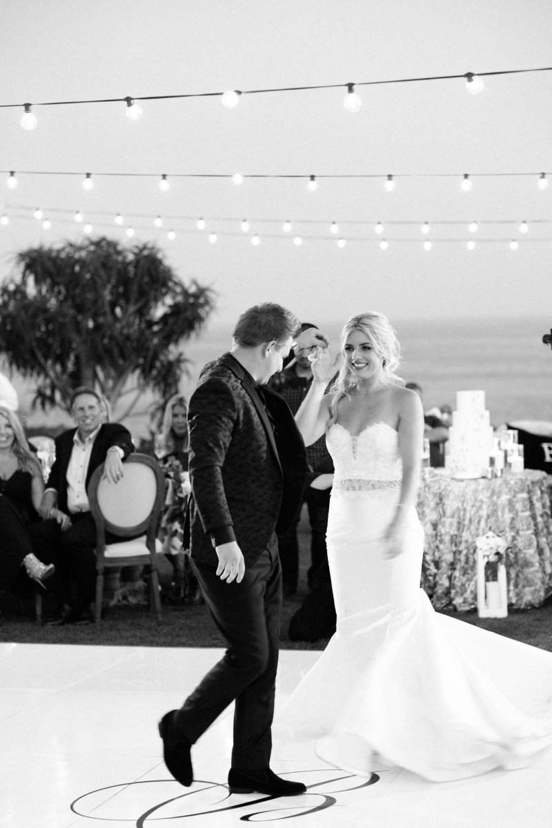 first dance bride and groom wedding montage laguna beach