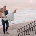 hi tide wedding photos surf and sand resort laguna beach