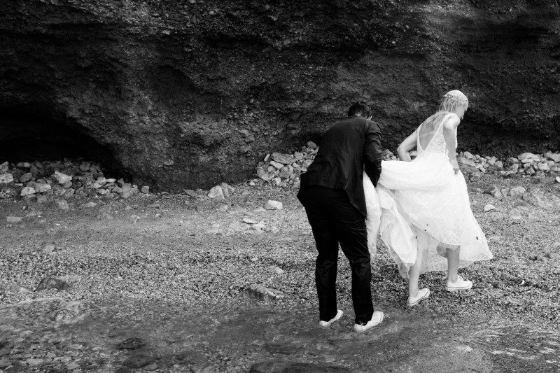 trash the dress greece destination wedding photographer nicole caldwell 14