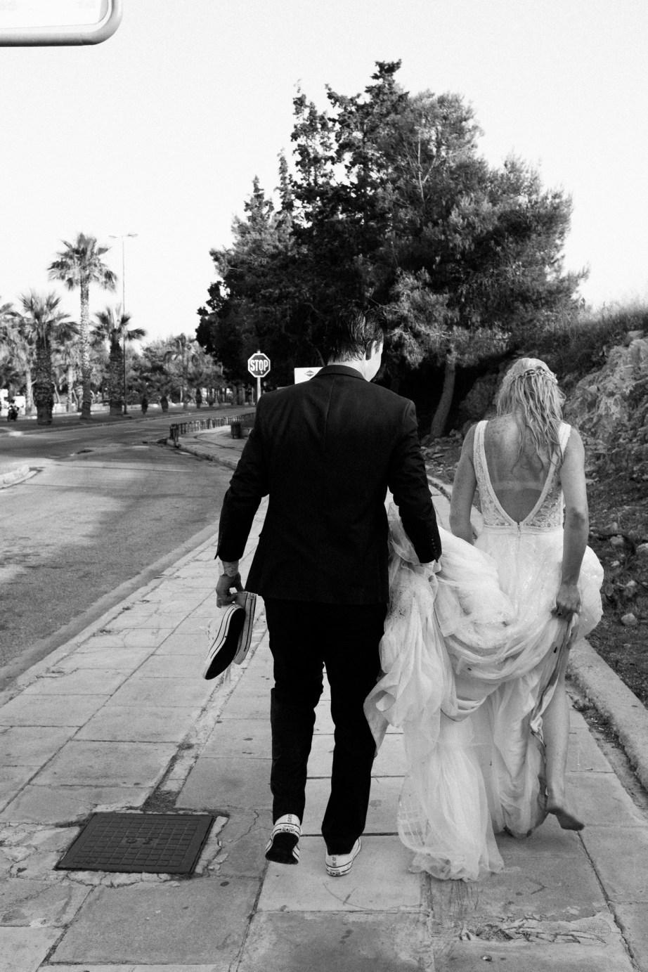 trash the dress greece destination wedding photographer nicole caldwell 18