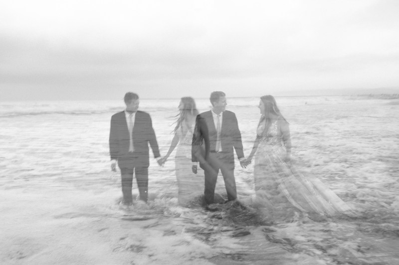 san diego wedding photographer nicole caldwell trash the dress ocean beach pier 01