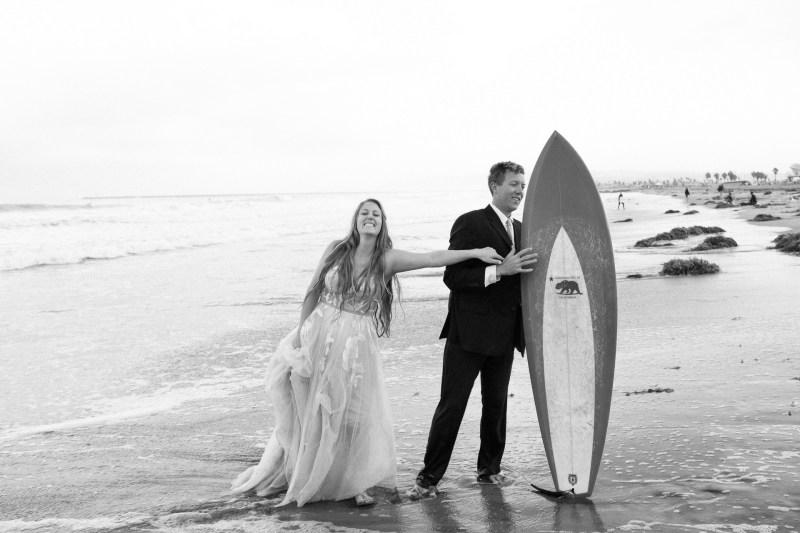 san diego wedding photographer nicole caldwell trash the dress ocean beach pier 11