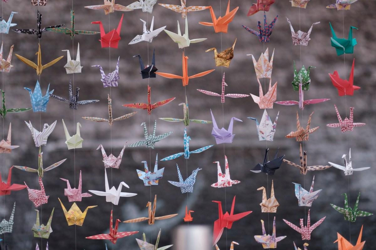 cranes ceremony details seven degrees wedding photographer laguna beach