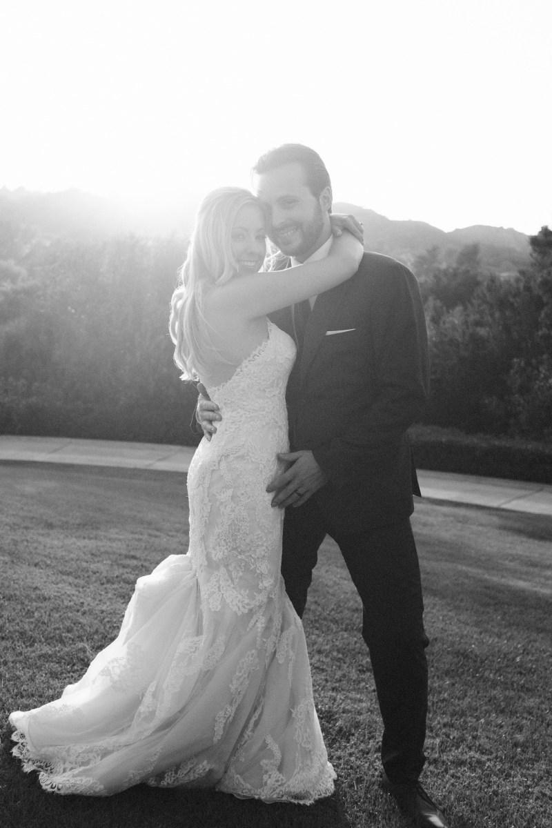 bride and groom Coto De Caza Raquet and golf club weddings by nicole caldwell
