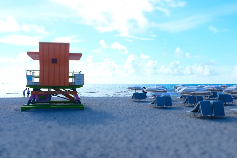 south beach miami postcard nicole caldwell 06