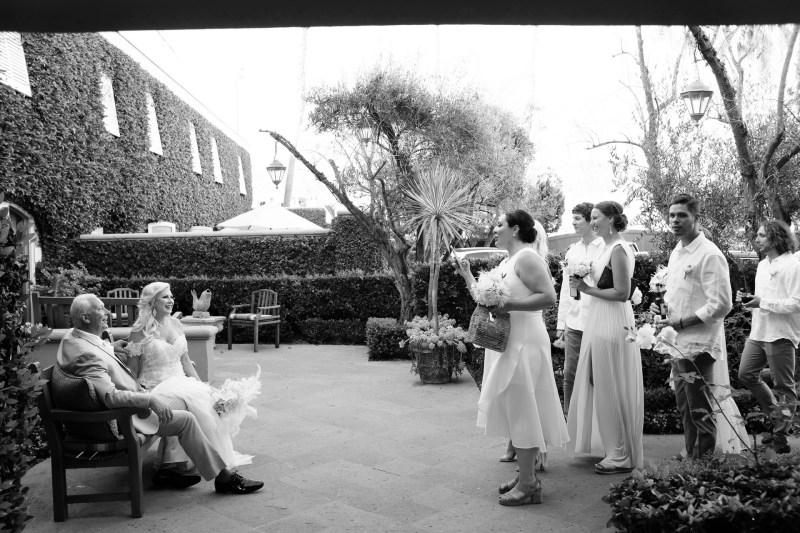 intimate second wedding Surf and Sand REsort Nicole Caldwell 08