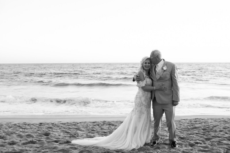 intimate second wedding Surf and Sand REsort Nicole Caldwell 25